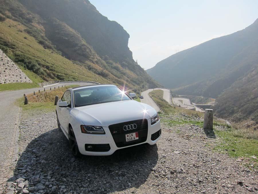 Nates European Delivery - Audi european delivery